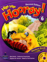 کتاب (Hip Hip Hooray 6 2nd Student Book (Workbook+CD