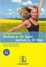كتاب المانی Langenscheidt Deutsch in 30 Tagen/German in 30 Days