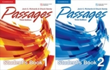 مجموعه 2 جلدی Passages Third Edition