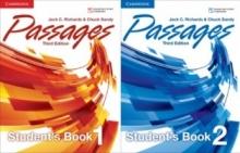 مجموعه 2 جلدی پسیجز ویرایش سوم  Passages Third Edition