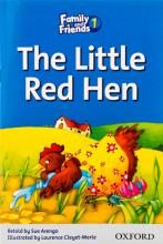 کتاب Family and Friends Readers 1:The Little Red Hen