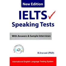 کتاب IELTS Speaking Tests دکتر ایروانی