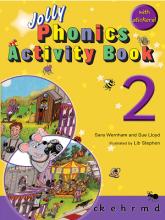 کتاب Jolly Phonics Activity Book 2 +Work book