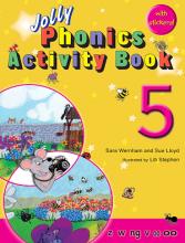 کتاب Jolly Phonics Activity Book 5 +Work book