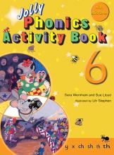 کتاب Jolly Phonics Activity Book 6 +Work book