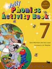 کتاب Jolly Phonics Activity Book 7 +Work book