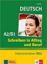 کتاب آلمانی Schreiben in Alltag und Beruf Intensivtrainer A2/B1 NEU