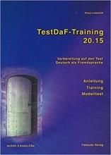 کتاب TestDaF-Training 20.15 + CD