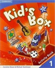کتاب Kid's Box 1 Pupil's Book + Activity Book +CD