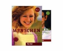 خرید کتاب منشن پک دوجلدی (Menschen A1 (A1.1+ A1.2