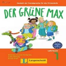 کتاب آلمانی Der grüne Max 1 Lehrbuch+Arbeitsbuch