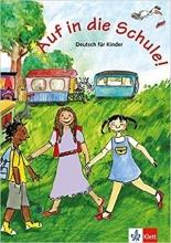 کتاب آلمانی Auf in die Schule! Deutsch für Kinder