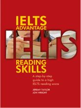 کتاب آیلتس ادونتیج ریدینگ اسکیلز IELTS Advantage Reading Skills