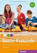کتاب آلمانی کودکان بسته فونده Beste Freunde A1.1 kursbuch + arbeitsbuch + CD