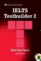 کتاب IELTS Testbuilder 2 + CD