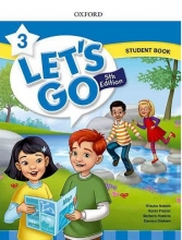 کتاب Lets Go 5th 3 SB+WB+DVD وزيري