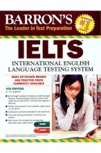 کتاب بارونز آیتلس Barrons Ielts :International English Language Testing System