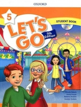 کتاب Lets Go 5th 5 SB+WB+DVD وزيري