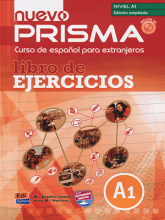 كتاب Nuevo Prisma A1-Libro de ejercicios Suplementarios