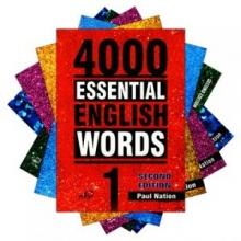 پکیج کامل سری کتابهای 4000 واژه ضروری انگلیسی ویرایش دوم