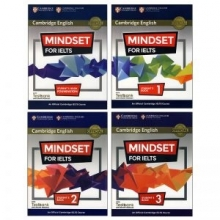 پکیج 4 جلدي مایندست Package Of Mindset For IELTS