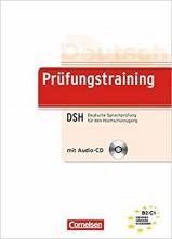 کتاب آلمانی Prüfungstraining DSH B2/C1