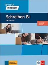 کتاب آلمانی Schreiben B1 Deutsch INTENSIV
