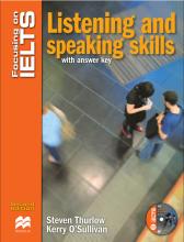 کتاب فوکوسینگ آن آیلتس Focusing on IELTS:Listening and Speaking skills +cd 2ed