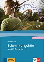 كتاب المانی Schon mal gehort? Musik fur Deutschlerner