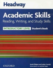كتاب Headway Academic Skills Introductory Reading Writing and Study Skills+CD