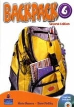 کتاب (Backpack 6 Student Book ( Work Book+CD
