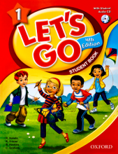 کتاب Lets Go 1 Student Book 4th رحلي