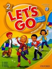کتاب Lets Go 2 Student Book 4th وزيري