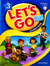 کتاب Lets Go 3 Student Book 4th وزيري