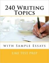 کتاب 240Writing Topics: with Sample Essays