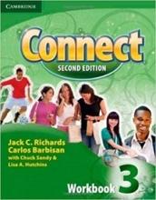 کتاب آموزشی کانکت 3 ویرایش دوم Connect 2nd 3 SB+WB+CD