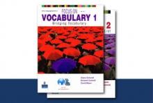 پک 2 جلدی فوکوس آن وکبیولری  Focus on Vocabulary