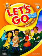 کتاب Lets Go 5 Student Book 4th وزيري