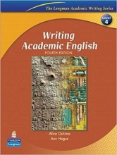 کتاب Writing Academic English, Fourth Edition