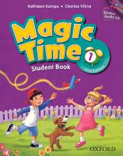 کتاب Magic Time 1 Student Book 2nd Editon