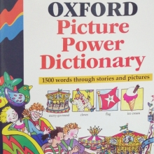 کتاب  Oxford Picture Power Dictionary