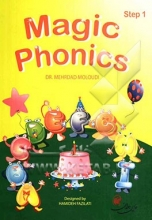 کتاب Magic Phonics Step 1 With Audio CD