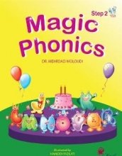 کتاب Magic Phonics Step 2 With Audio CD