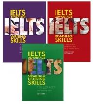 مجموعه 3 جلدی Ielts Advantage