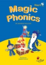 کتاب Magic Phonics Step 5 With Audio CD