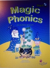 کتاب Magic Phonics Step 6 With Audio CD