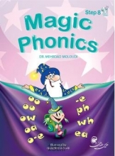کتاب Magic Phonics Step 8 With Audio CD