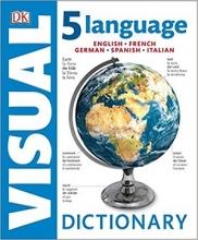 کتاب دیکشنری تصویری 5 زبانه 5Language Visual Dictionary