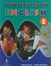 کتاب نیو لتس لرن انگلیش New Lets Learn English 1