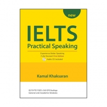 کتاب زبان آیلتس پرکتیکال اسپیکینگ IELTS Practical Speaking اثر کمال خاکساران